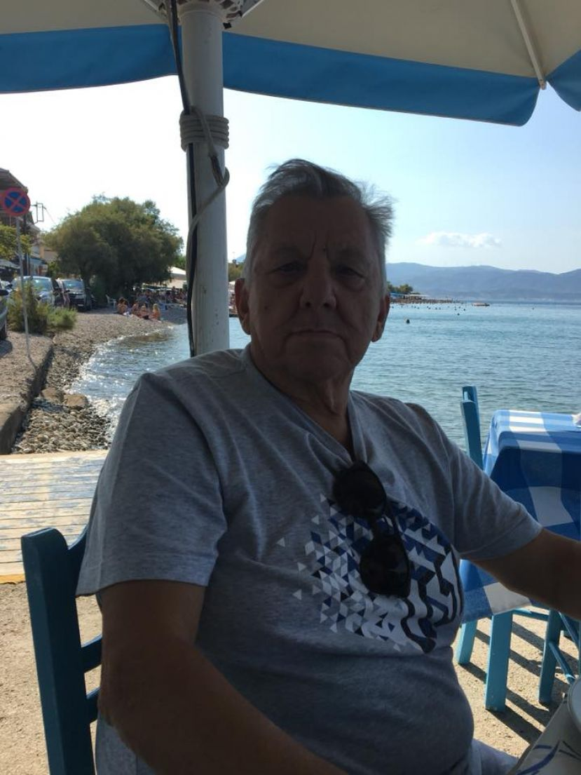 Αποτέλεσμα εικόνας για Νέο «χτύπημα» στο ερασιτεχνικό ποδόσφαιρο στη Δυτική Ελλάδα: Έφυγε από τη ζωή ξαφνικά ο παλαίμαχος δημοσιογράφος Γιώργος Ράντος