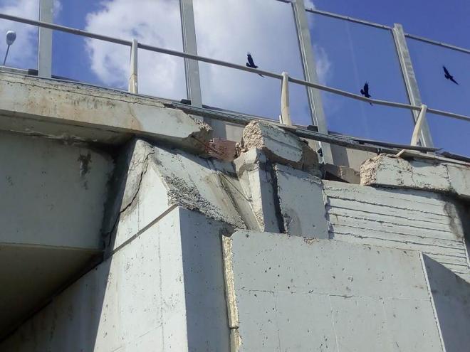 Ακης Τσελέντης: Ένα σημείο στη Γέφυρα της Περιμετρικής από το Ρίο είναι ...κίνδυνος - θάνατος! Τι είδε και επισημαίνει ο γνωστός Σεισμολόγος (Photos)
