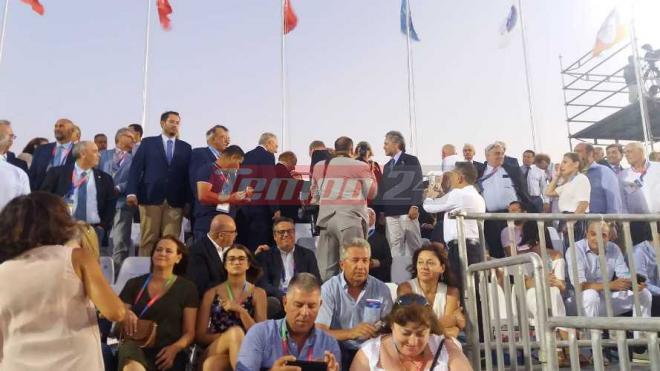 Πάτρα: Ολοκληρώθηκε η Τελετή Έναρξης των Παράκτιων Μεσογειακών Αγώνων 2019 (photos)