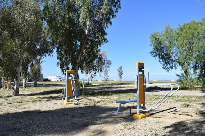 5cf8e2b3db2 ... εγκατέστησε στο Νότιο Πάρκο, όργανα γυμναστικής εξωτερικού χώρου, τα  οποία ήδη χρησιμοποιούνται δωρεάν, από εκατοντάδες συμπολίτες, που  περπατούν, ...