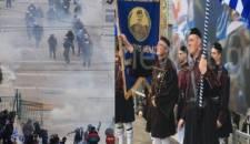 2c95bd9af5e Συλλαλητήριο για τη Μακεδονία στο Σύνταγμα - Ανάμεσά τους και πολλοί  Πατρινοί - Επεισόδια και χρήση χημικών - ΝΕΟΤΕΡΑ - ΦΩΤΟ - ΒΙΝΤΕΟ