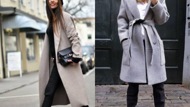 Ζεστά παλτό στο κρύο  7f44ff4c630