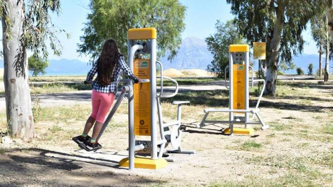 1816e0df9b4 Πάτρα: Όργανα γυμναστικής απέκτησε το Νότιο Πάρκο | tempo24.news