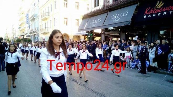 Κορυφώνονται σήμερα οι εκδηλώσεις στην Πάτρα για την επέτειο της 28ης  Οκτωβρίου - ΔΕΙΤΕ αναλυτικά το πρόγραμμα 4e0e3b732d3