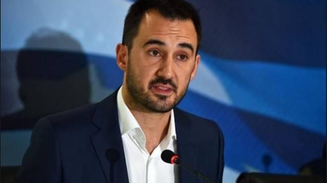 Πρέβεζα: Ο Αλέξης Χαρίτσης θα κόψει την κορδέλα στα εγκαίνια του Κλειστού Γυμναστηρίου Καναλακίου
