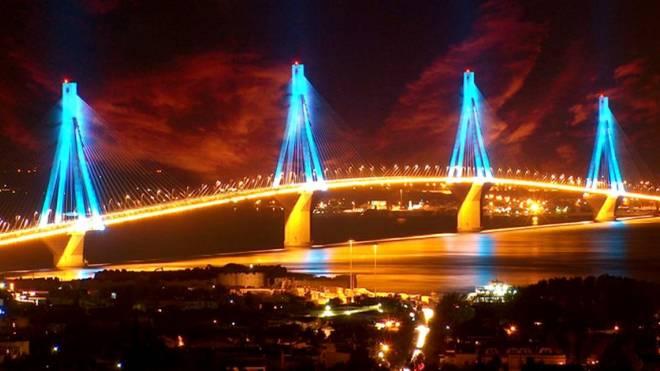 Αποτέλεσμα εικόνας για νυτα Γέφυρα Ρίου – Αντιρρίου