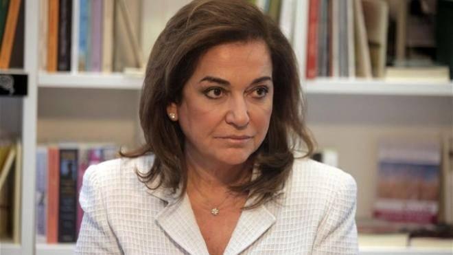 Αποτέλεσμα εικόνας για Η Ντόρα Μπακογιάννη απάντησε για την παρουσία της στην ορκωμοσία του Ερντογάν