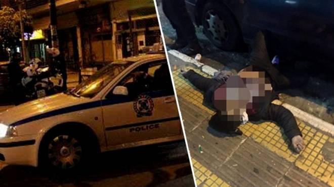 Αποτέλεσμα εικόνας για Μαχαίρωσαν άνδρα στην Ομόνοια ©