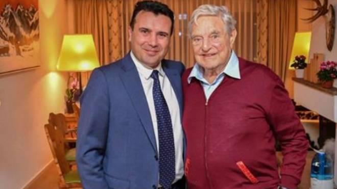 Ο περίεργος κ. Σόρος: Η χαρά του Ζάεφ και ο πακτωλός εκατομμυρίων στα Βαλκάνια…
