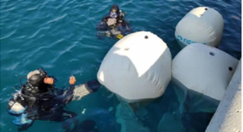 ΠΔΕ: Τοποθετήθηκε κυματογράφος στη θαλάσσια περιοχή του Νότιου Λιμένα Πατρών για την παρακολούθηση της διάβρωσης των ακτών, στο πλαίσιο του ευρωπαϊκού έργου TRITON
