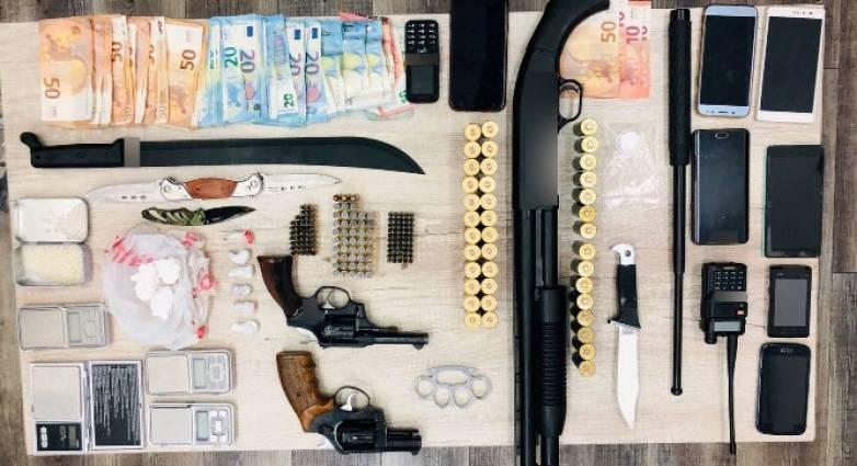 Πάτρα: Προφυλακίστηκαν τα δύο αδέλφια και η 25χρονη γυναίκα για το μεγάλο κύκλωμα διακίνησης κοκαΐνης