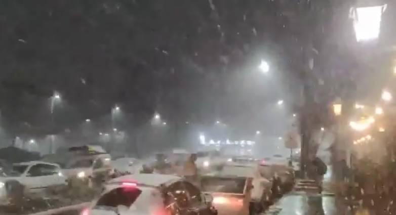 Τρελάθηκε ο καιρός στη Βραζιλία: Χιόνισε μετά από 64 χρόνια! (photos)